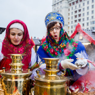Москва, ЦАО. Народные Художественные промыслы «БОГАТСТВО РОССИИ» 2016
