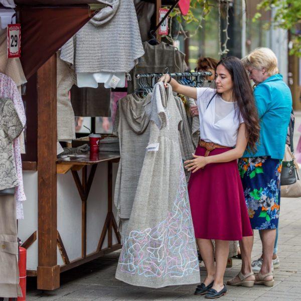Ярославль. ЯРМАРКА Легкой промышленности одежды, обуви и текстиля РФ 2018